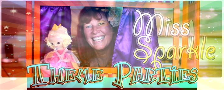 Sparklefun Theme Parties